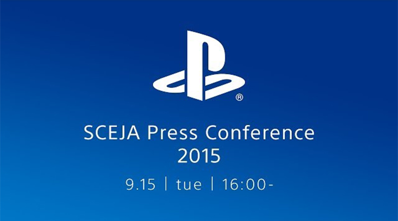 English Live Stream Sony's Pre-Tokyo Game Show 2015 Press Conference Available PS Vita PS3 PS4