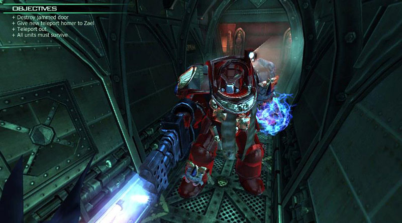 Space Hulk PS Vita PS3