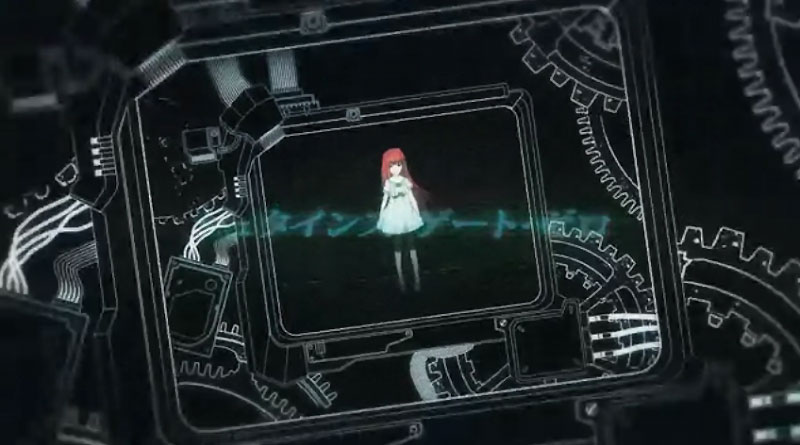 Steins;Gate 0 New 30-Second TV Commercial PS Vita PS3 PS4