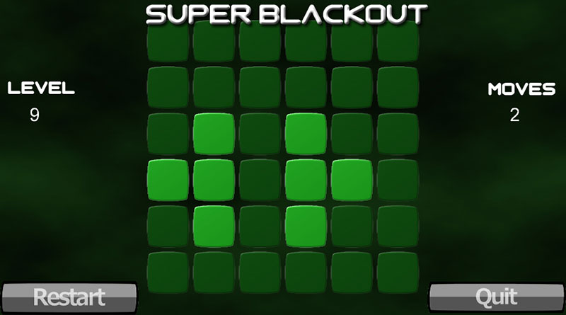 Super Blackout PS Vita North America
