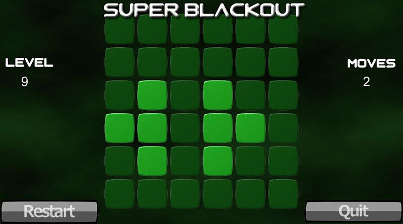 Super Blackout PS Vita North America