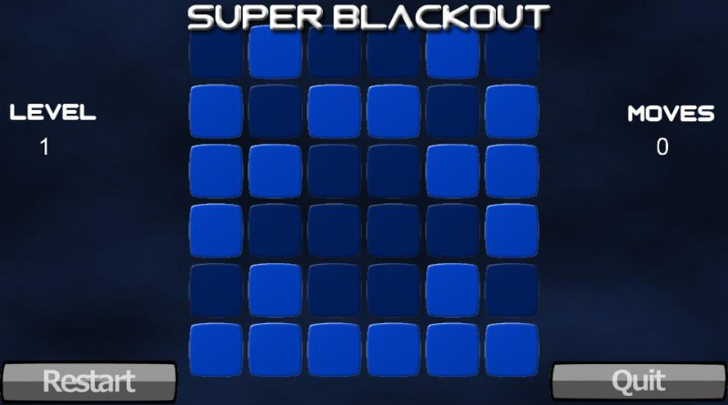 Super Blackout PS Vita