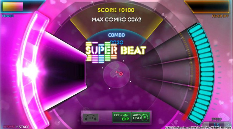 Superbeat: XONiC PS Vita
