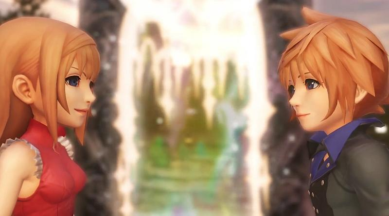 World of Final Fantasy PS Vita PS4 TGS 2015 Trailer
