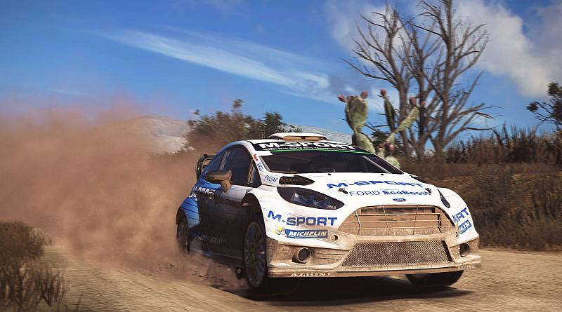 WRC 5 PS Vita PS3 PS4 North America October Release Date