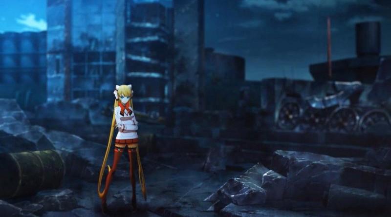 XBlaze: Code Embryo PS Vita PS3
