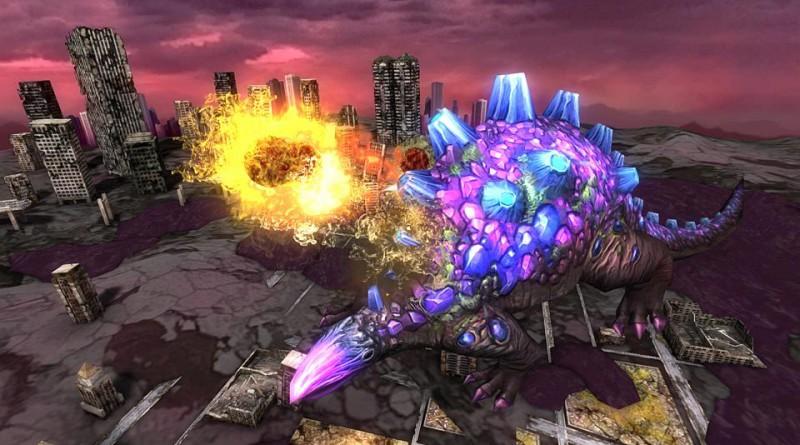 Aegis of Earth: Protonovus Assault PS Vita PS3 PS4