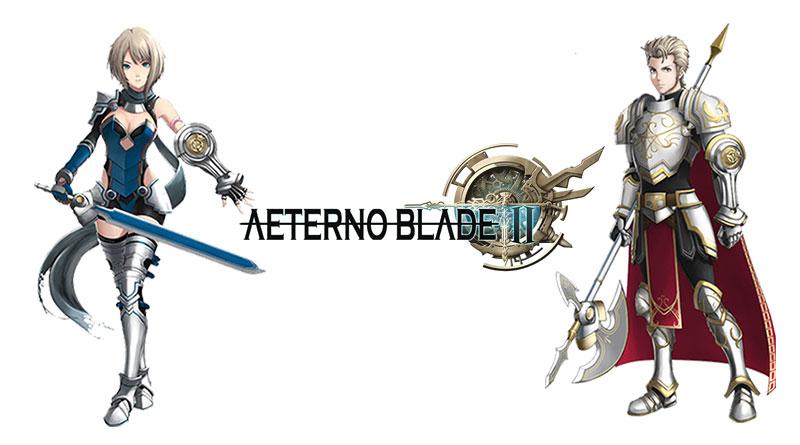 AeternoBlade II PS Vita