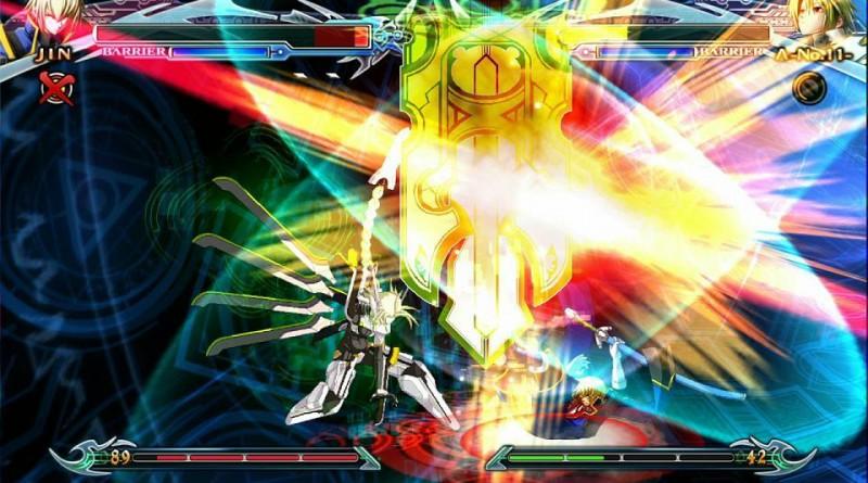 BlazBlue: Chrono Phantasma Extend PS Vita PS3 PS4