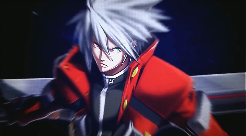 BlazBlue: Chrono Phantasma Extend PS Vita PS3 PS4