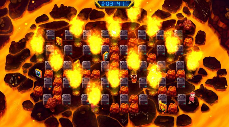 Bombing Busters PS Vita PS4