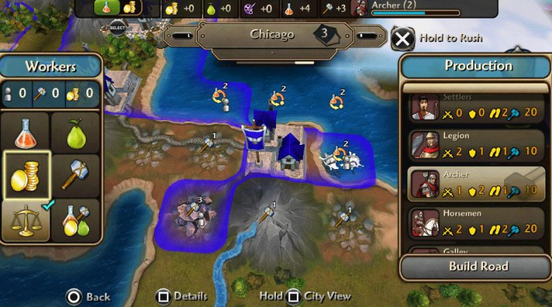Sid Meier's Civilization Revolution 2 Plus PS Vita