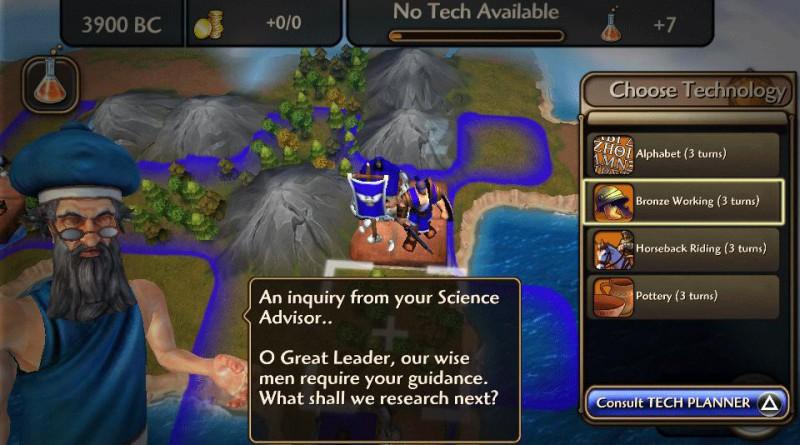 Sid Meier's Civilization Revolution 2 Plus PS Vita