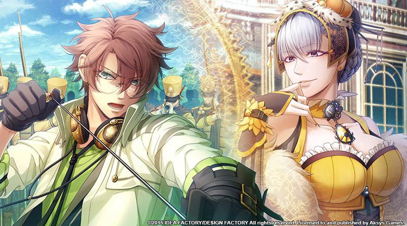 Code: Realize ~Guardian of Rebirth~ PS Vita
