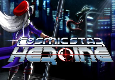 Cosmic Star Heroine Launches On PS Vita In North America On April 24, 2018