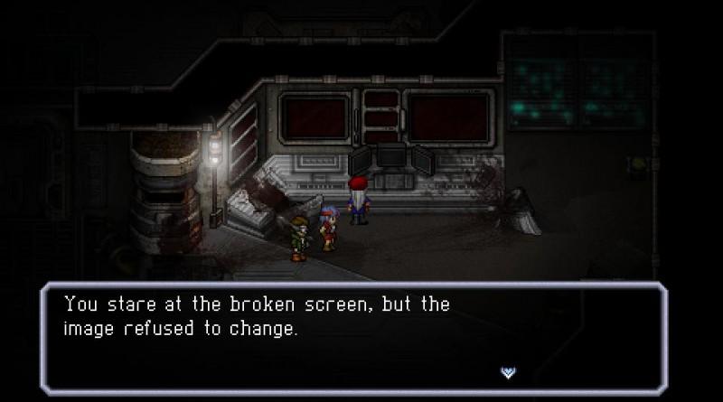 Cosmic Star Heroine PS Vita PS4