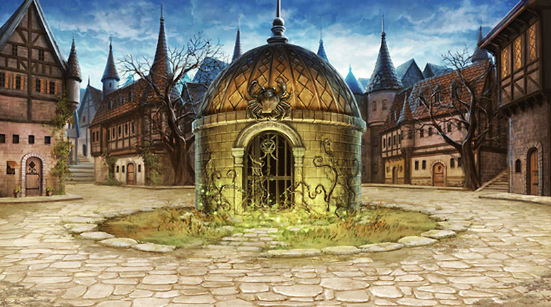Coven And Labyrinth Of Refrain PS Vita