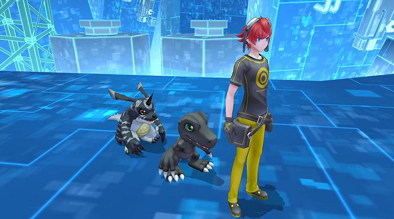 Digimon Story: Cyber Sleuth PS Vita PS4 Releases North & South America On February 2, 2016