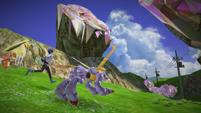 Digimon World: Next Order PS Vita