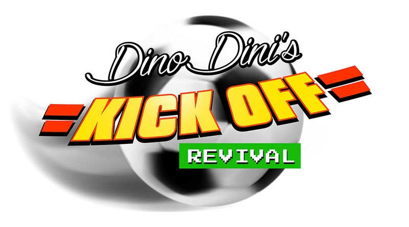 Dino Dini's Kick Off Revival PS Vita PS4 2016