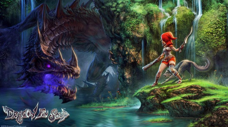 Dragon Fin Soup PS Vita PS3 PS4