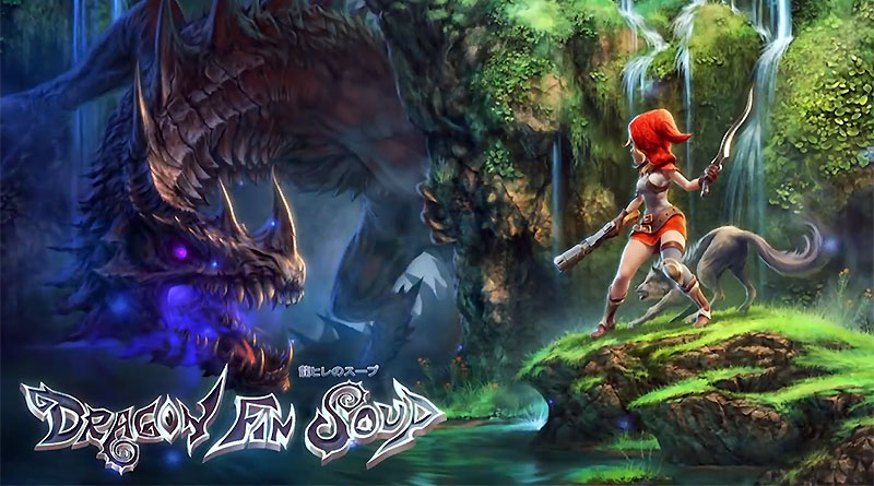 Dragon Fin Soup PS Vita PS3 PS4 Launch Trailer