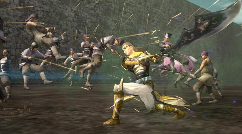 Dynasty Warriors 8: Empires PS Vita