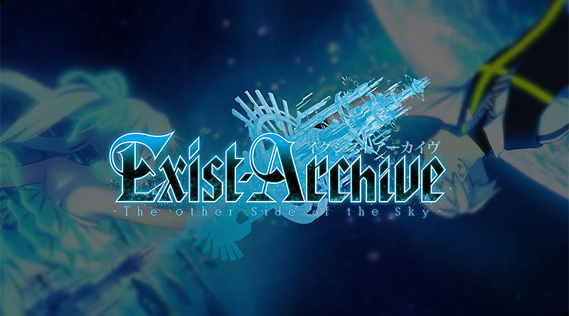 Exist Archive: The Other Side Of The Sky PS Vita PS4 New Trailer
