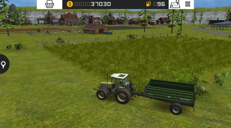 Farming Simulator 16 PS Vita