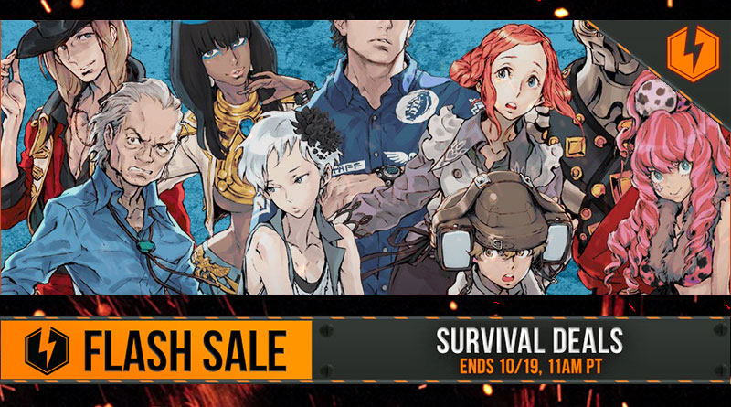 PS Vita PSP Survival Deals Flash Sale North America PS Vita PlayStation Store