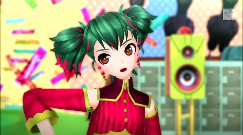 Hatsune Miku: Project Diva X PS Vita PS4