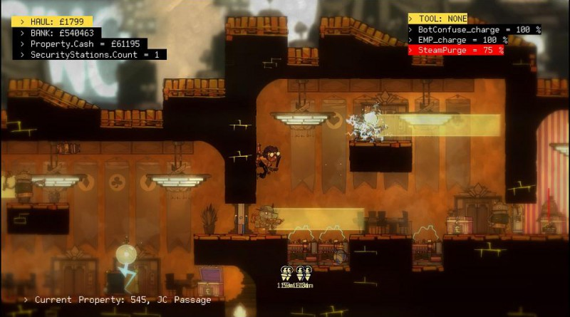 Instant Indie Collection Volume 2 The Swindle PS Vita PS3 PS4