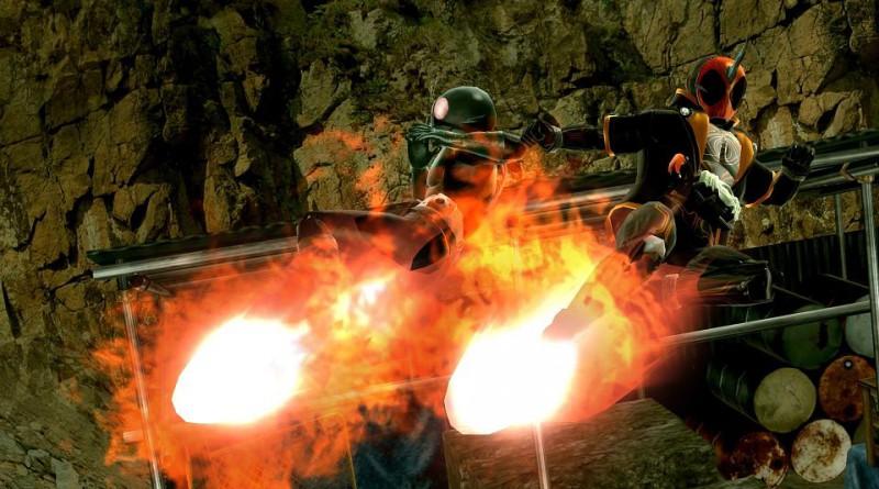 Kamen Rider: Battride War Genesis PS Vita PS3 PS4