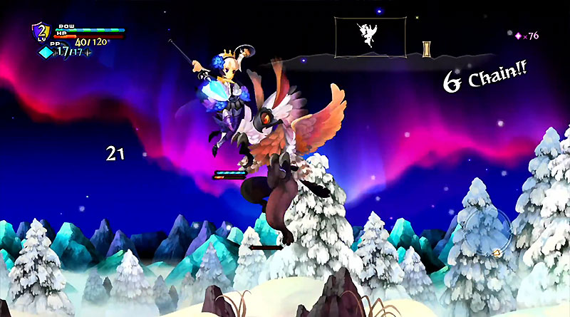 Odin Sphere Leifthrasir Odin Sphere: Leifthrasir PS Vita PS3 PS4 Gwendolyn Action Trailer