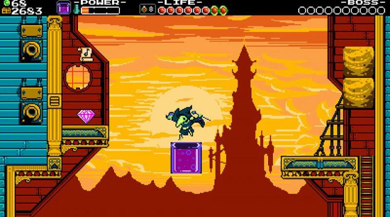Shovel Knight: Plague of Shadows PS Vita PS3 PS4
