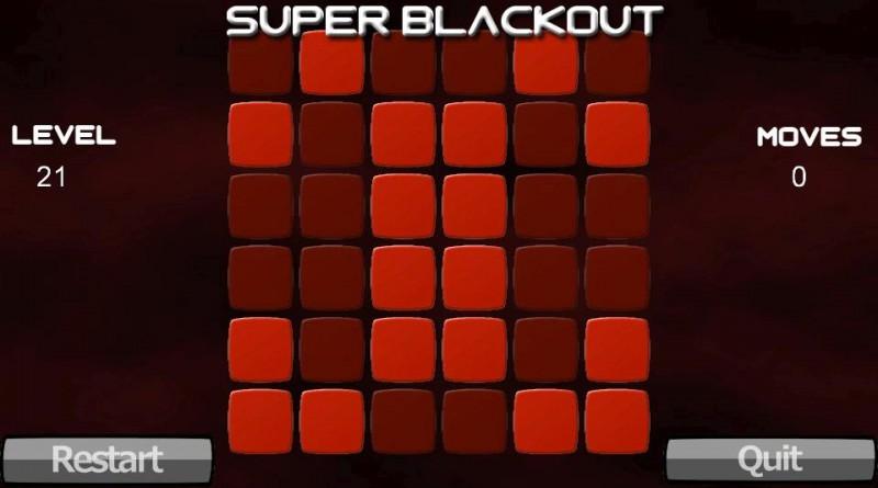 Super Blackout PS Vita