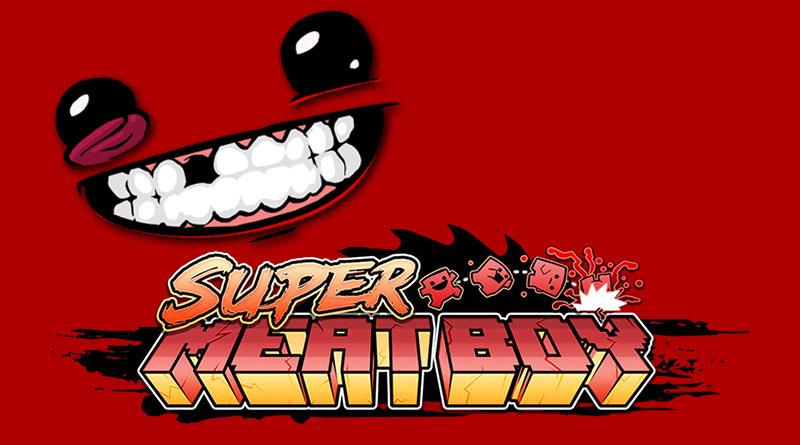 Super Meat Boy PS Vita PS4