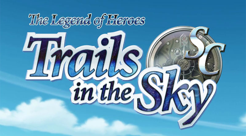 The Legend of Heroes: Trails in The Sky SC PSP PS Vita