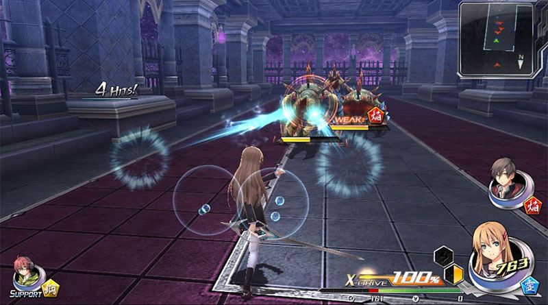 Tokyo Xanadu PS Vita Number 1 Japanese Media Create Sales Charts Yoru no Nai Kuni 5