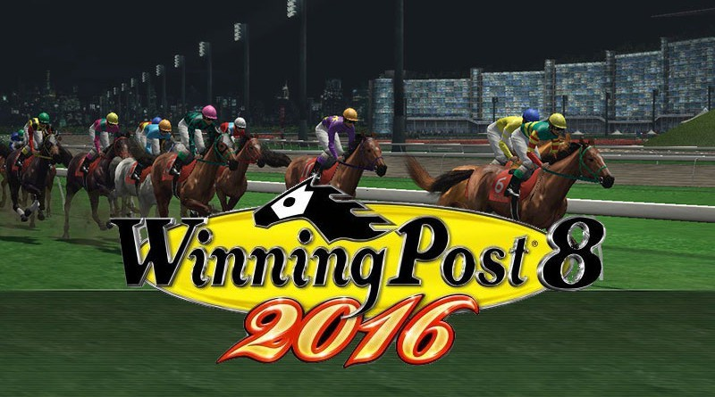Winning Post 8: 2016 PS Vita PS3 PS4
