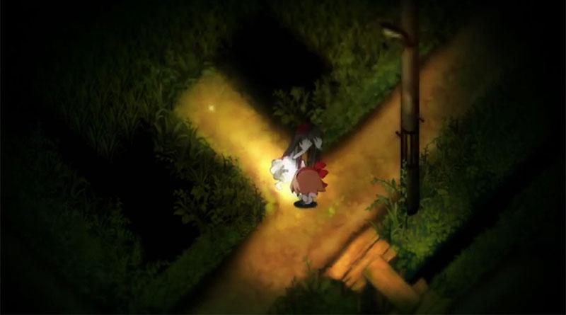 Yomawari PS Vita Horror Adventure New Trailer