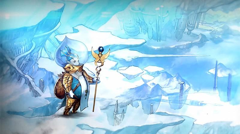 Zodiac: Orcanon Odyssey Eko Character Trailer PS Vita PS4