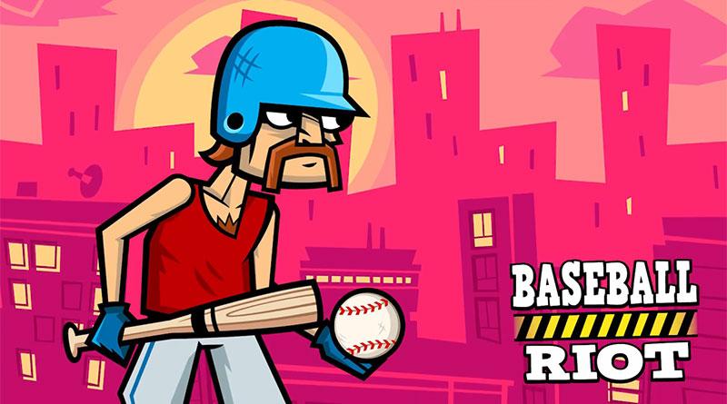 Baseball Riot PS Vita PS4