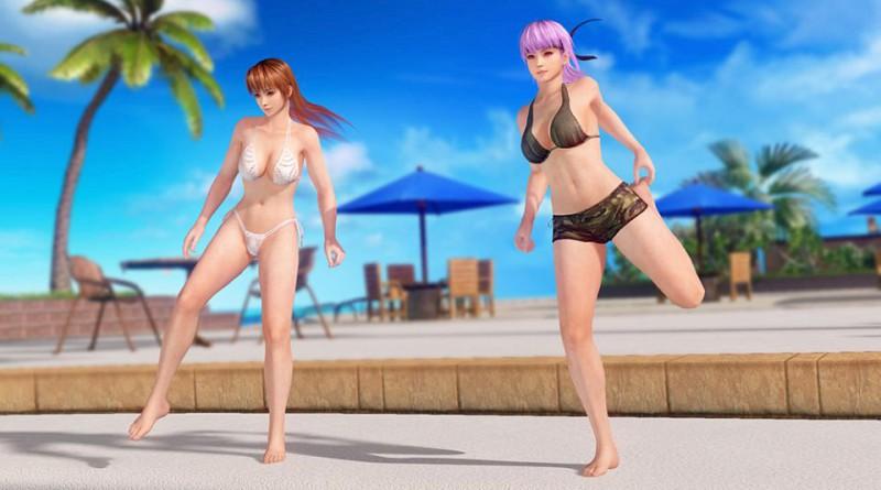 Dead or Alive Xtreme 3 Venus Fortune PS Vita PS4
