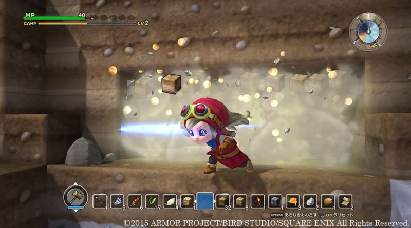 Dragon Quest Builders PS Vita PS3 PS4