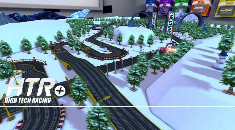HTR + High Tech Racing PS Vita