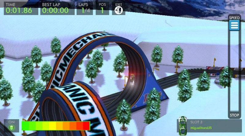 HTR + High Tech Racing PS Vita