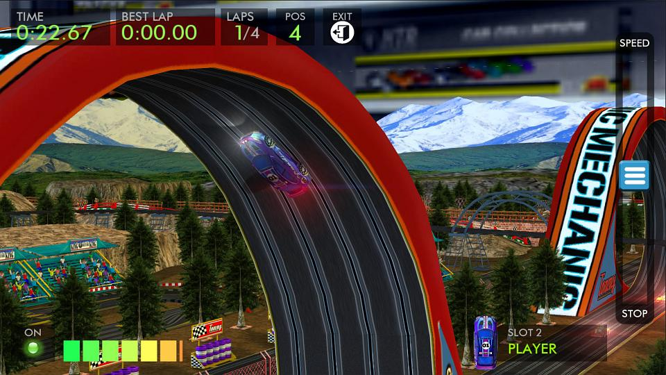 Htr High Tech Racing Arriving On Ps Vita On November 17