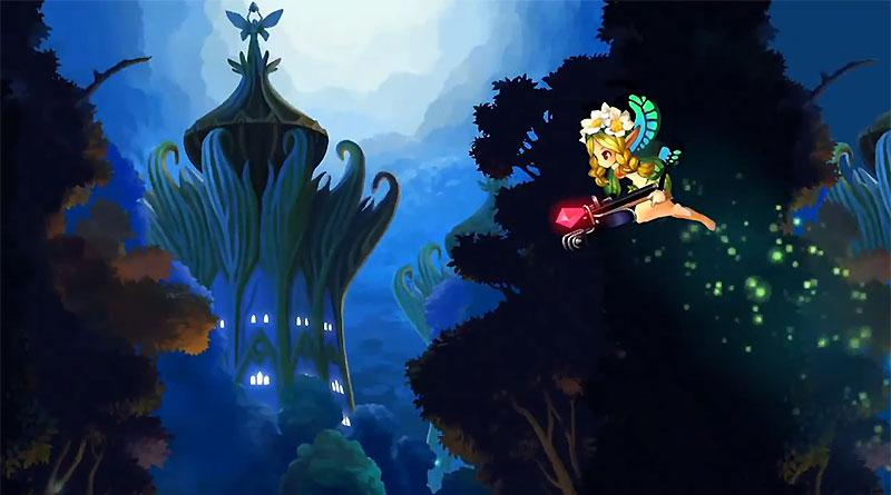 Odin Sphere Leifthrasir Odin Sphere: Leifthrasir PS Vita PS3 PS4 Mercedes Action Trailer