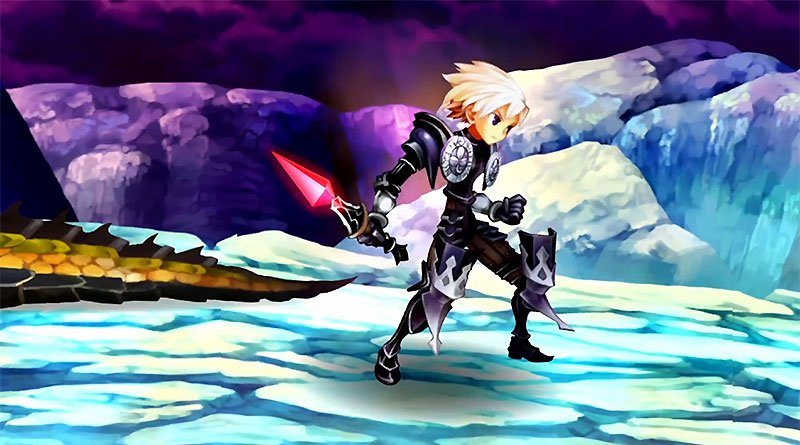 Odin Sphere Leifthrasir Odin Sphere: Leifthrasir PS Vita PS3 PS4 Oswald Action Trailer